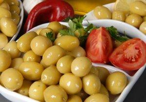 Green Olives -
