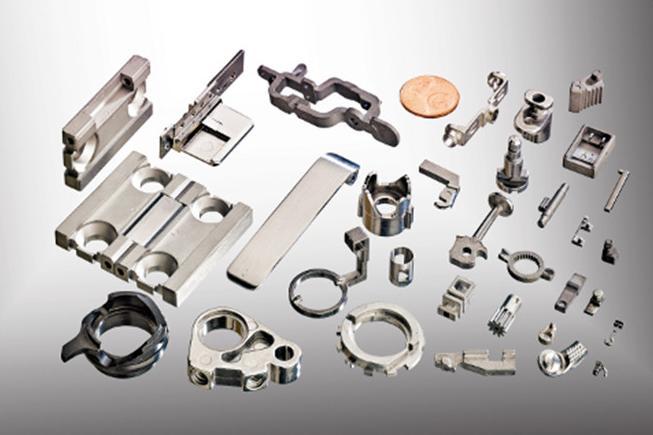 Injection métallique de pièces de formes complexes - null