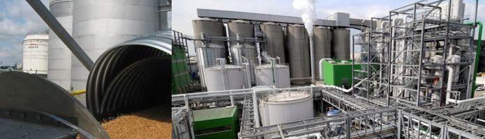 Starch based feedstocks - null