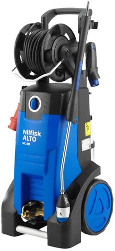 NILFISK MC 4M - Nettoyeurs mobiles eau froide moyen débit - Nettoyeur Haute pression Eau Froide Nilfisk blue line