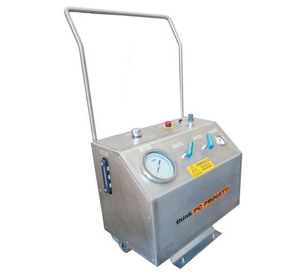 Unité manuelle de pressurisation SKMM-10 portable - null