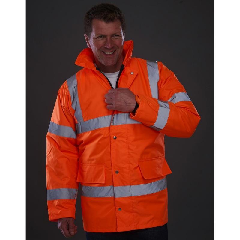 Veste de sécurité avec capuche intégrée - Vestes