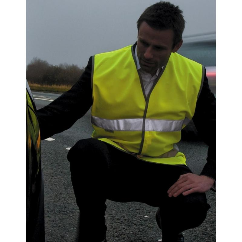 Veste de sécurité sans manches - Vestes