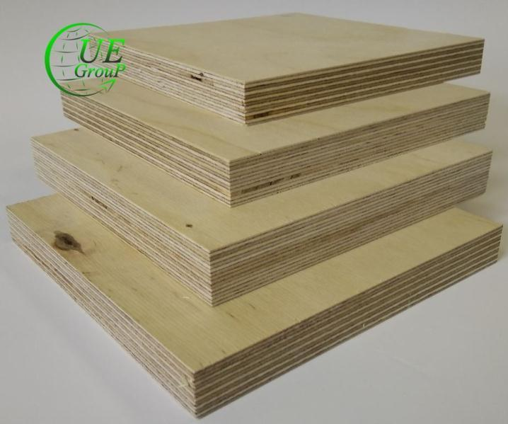 Фанера марки ФК - Birch plywood FK (birch) Format 1525x1525