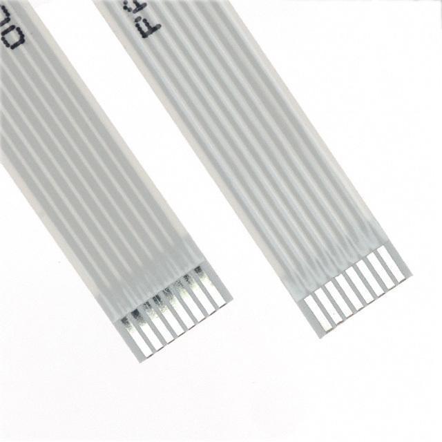 "CABLE FFC 8POS 1.00MM 2"" - Parlex USA LLC 100R8-51B"