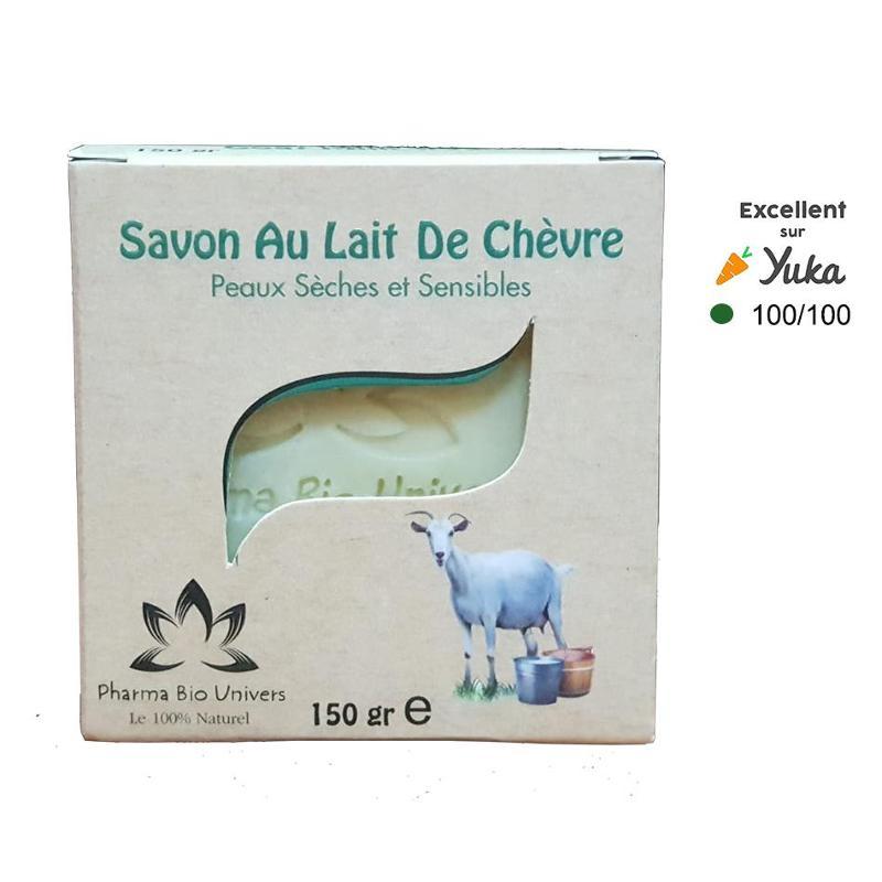 Savon Lait De Chèvre - Visage Et Corps 150 Gr - null