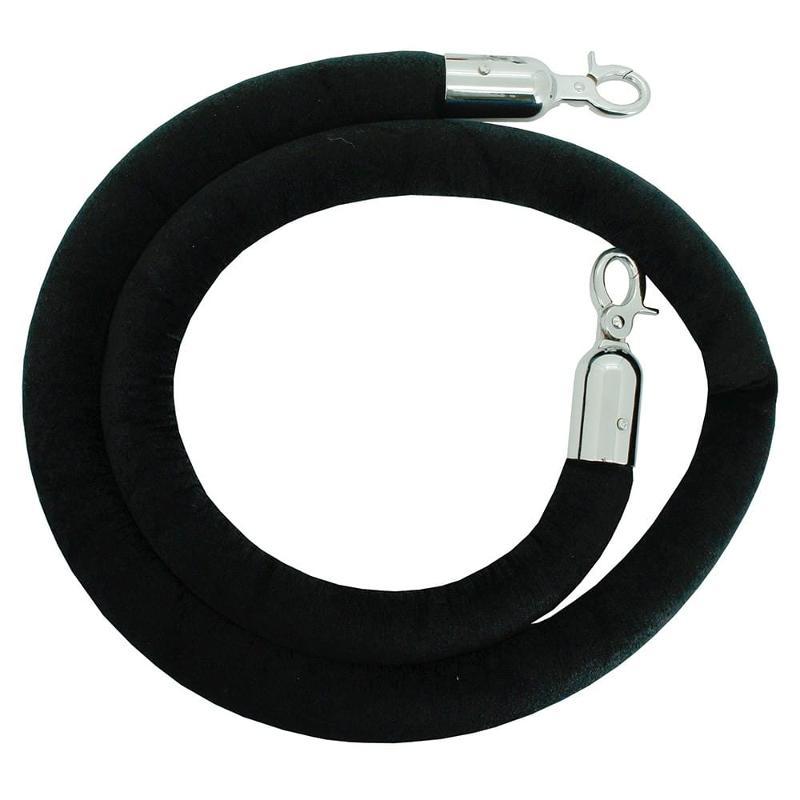 Cordon velours pour poteau à corde - Aménagement intérieur