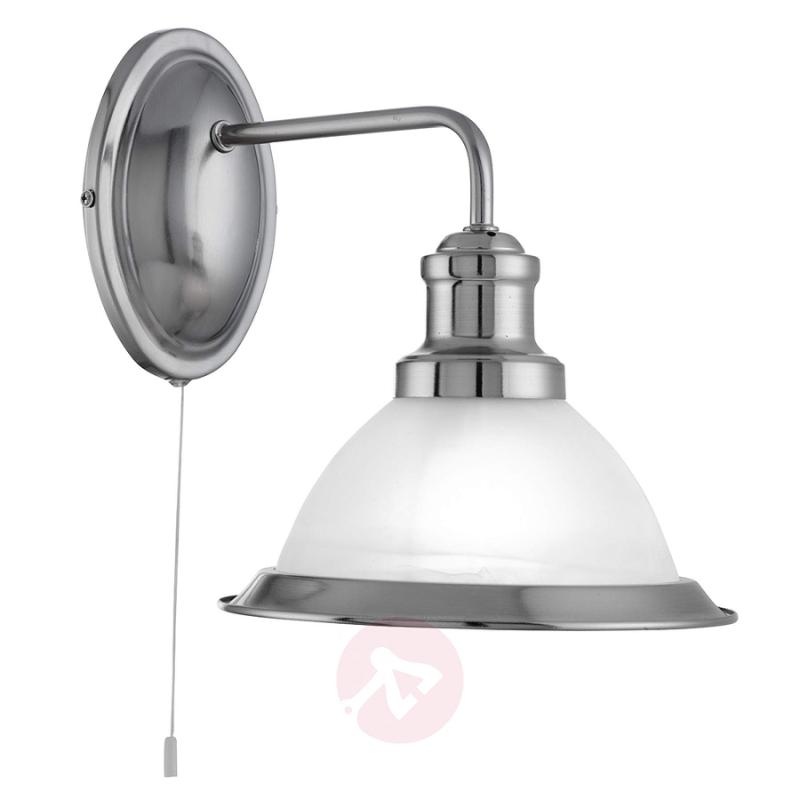 Bistro wall light with an antique touch - indoor-lighting