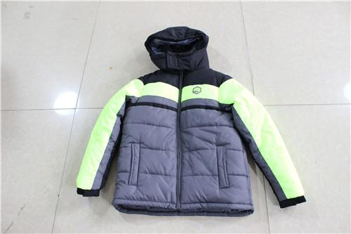 Fashion winter quilted cotton jackets for children