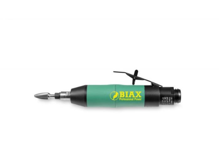 Meuleuse droite - SRH 8-20/2 - Vitesse 20.000 rpm/Puissance 300 watt/valve à levier/droite/actionné par l'huile