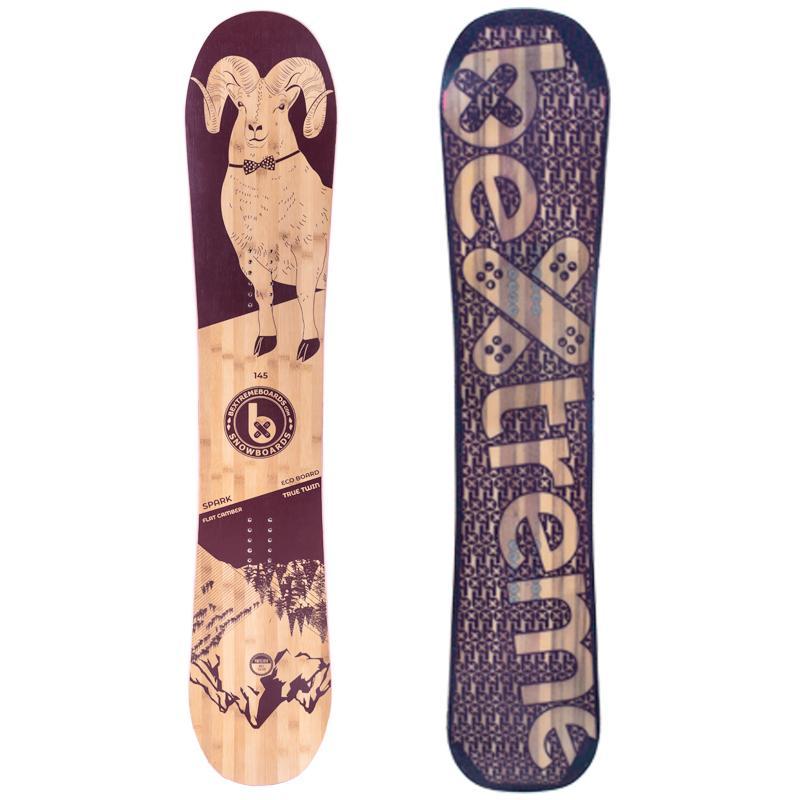 Snowboard Spark 145 Bextreme 2020 - Tablas Snowboard