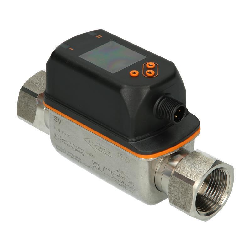 Capteur de débit Vortex ifm electronic SV7200 - SVR34XXXIRKG/US-100 - null