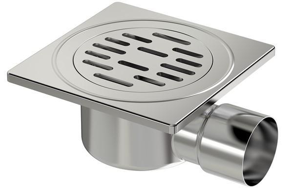 304 ss floor drains - 10x10-15x15-20x20 304 stainless floor drains
