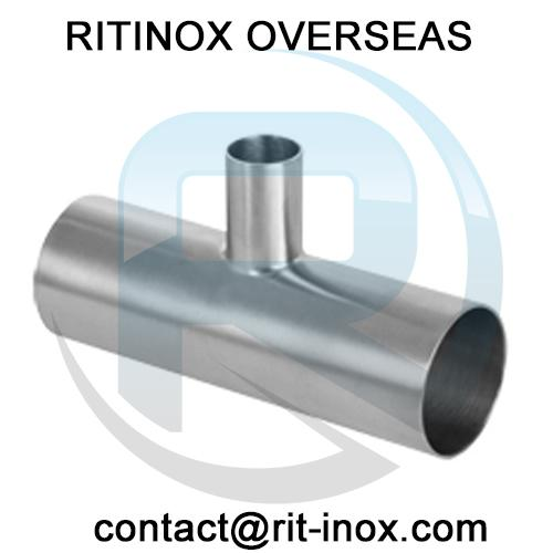 Inconel 330/ SS 330/ Ra 330 Unequal Tee -