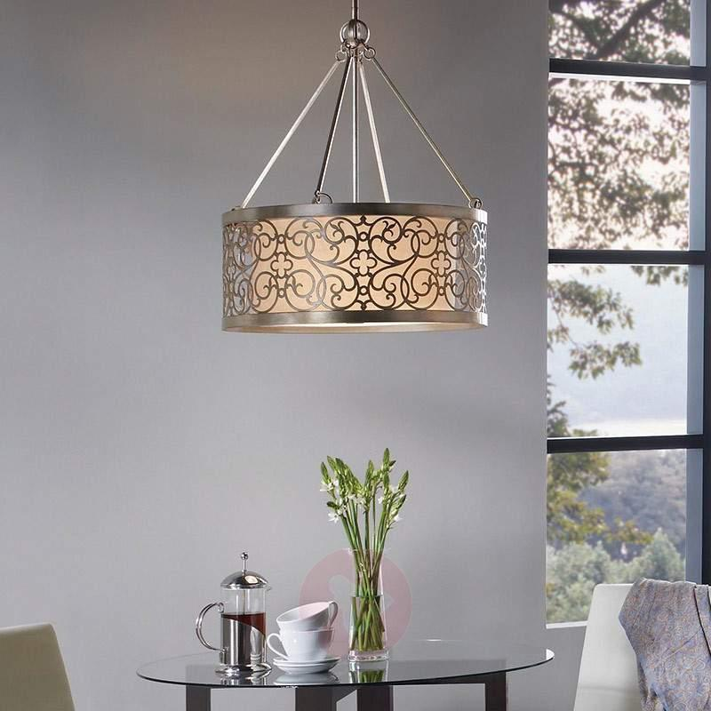 Arabesque Hanging Light Wonderful - Pendant Lighting
