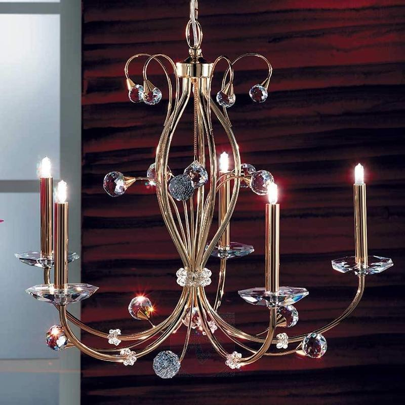 Remita Chandelier Aesthetic Three Sizes - Chandeliers