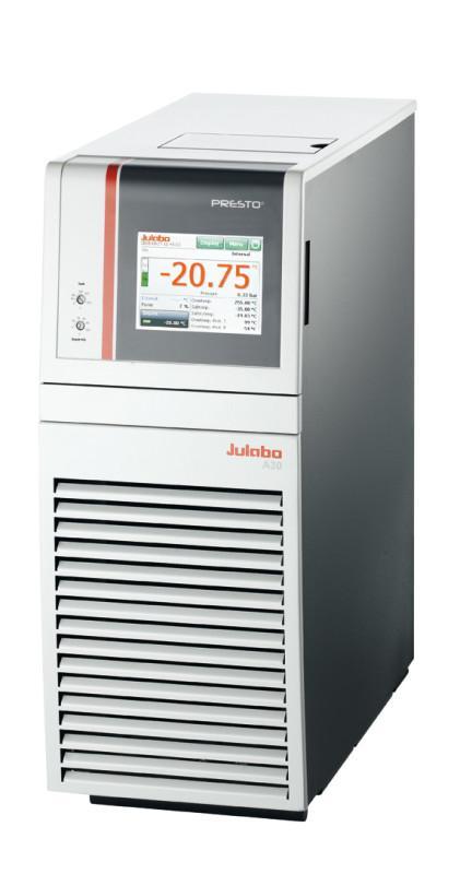 PRESTO A30 - Temperature Control PRESTO - Temperature Control PRESTO