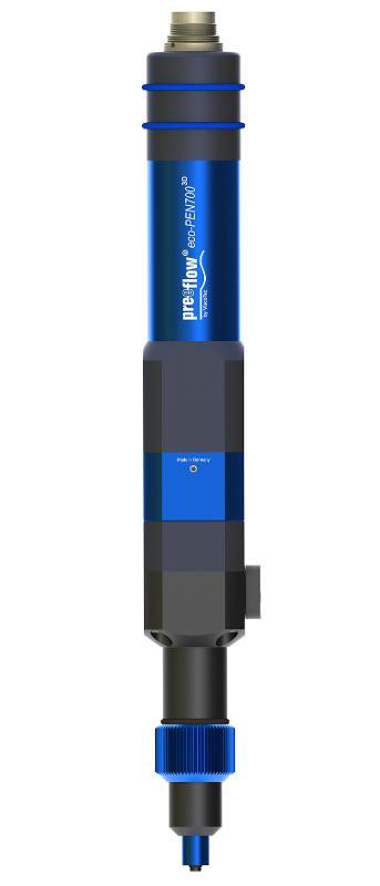 Volumetrisches Dosiergerät eco-PEN700 3D  - Präzisionsvolumendosierer / Volumenstrom 5,3 bis 60,0 ml/min
