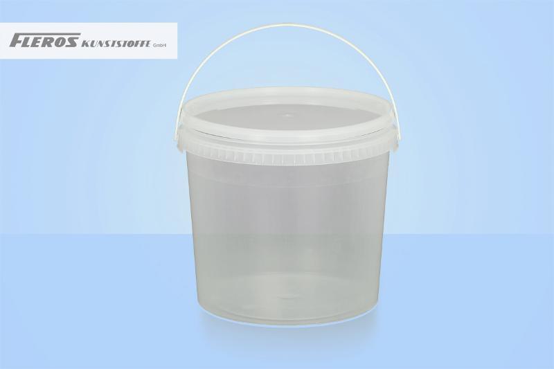 Round buckets - FK-R 56 bucket, round, PP