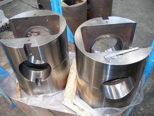 Rettifica metalli  - Rettifica tangenziale ed in tondo