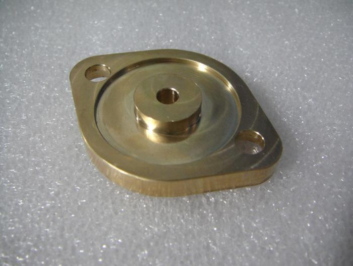 precision machining companies make copper parts - null