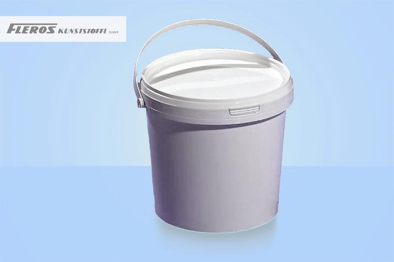 Round buckets - FK-R 1.560 bucket, round, PP
