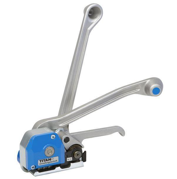 Umreifungsgeräte für Stahlband - Manuelle und pneumatische Umreifungsgeräte | Bandspanner | Zangen