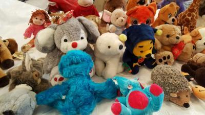 Second Hand Toys -