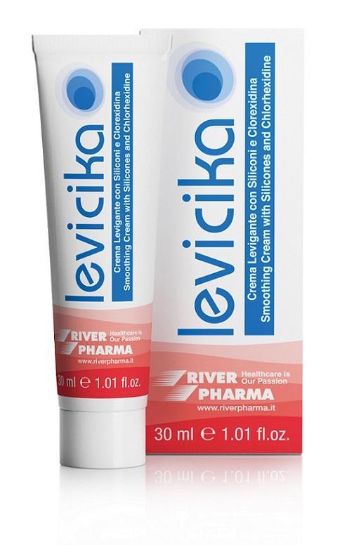 Levicika - Intensive anti scars cream - WIDE SPECTRUM ACTION