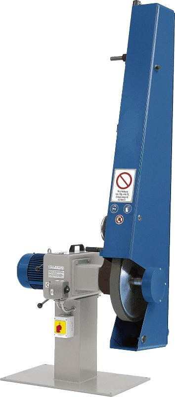72711 contact belt grinding and polishing machine - null