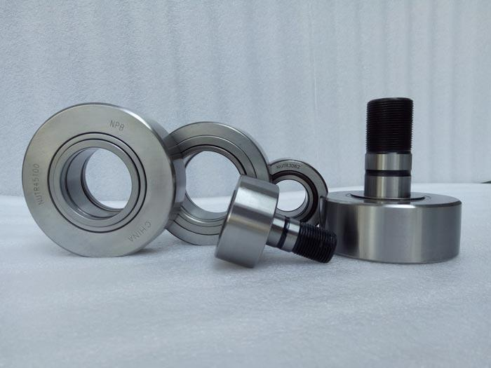 CYLINDRICAL ROLLER TRACK ROLLERS