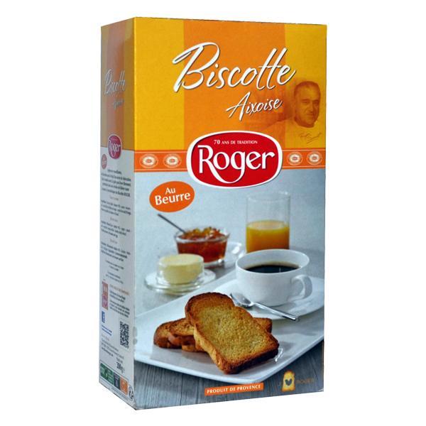 """Crackers """"Aixoises au Beurre"""" - null"""