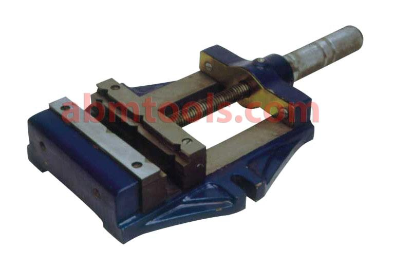 Unigrip Machine Vice - Heavy Duty Precision - Recommended Vice for use on Drill Presses, Milling Machines and  Grinders.