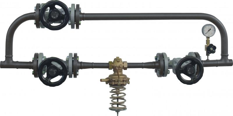 Öldruckregelungsmodul ORM - Öldruckregelungsmodul