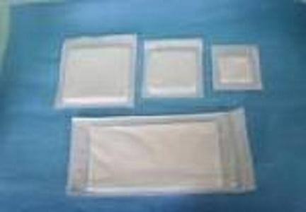 Écouvillon 2 pcs dans un paquet de papier-pe - KIT