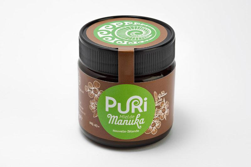 Miel de Manuka  - 240g Origine Nouvelle-Zélande