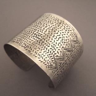 Bracelets - Argent, Triangle d'or