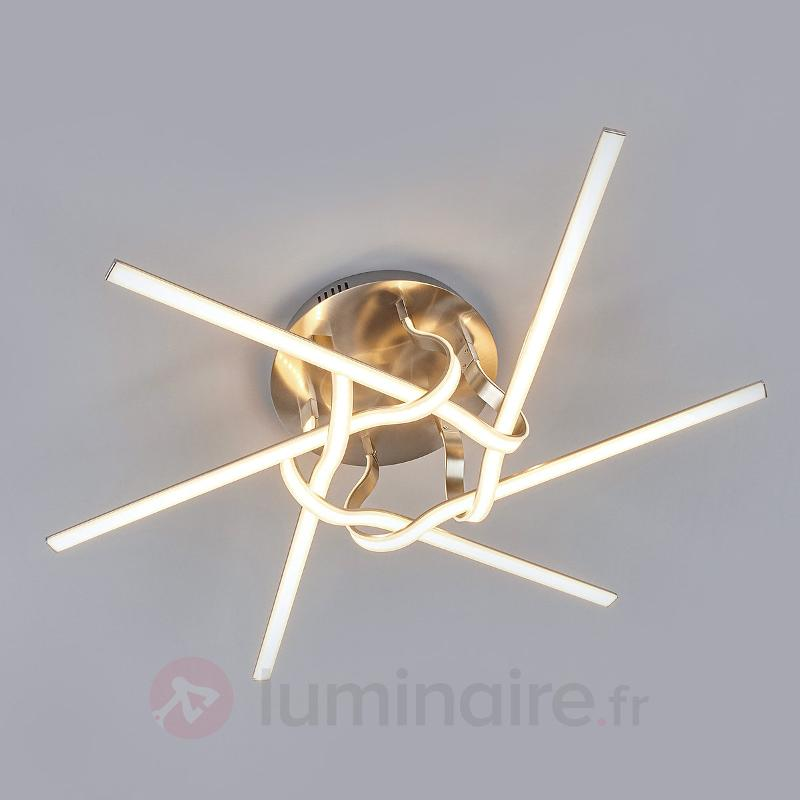 Plafonnier LED original Caroline - Plafonniers LED