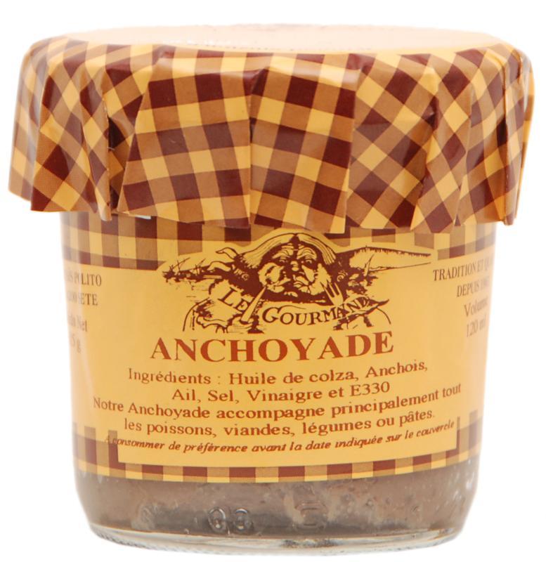 Anchoyade 12cl - Epicerie salée