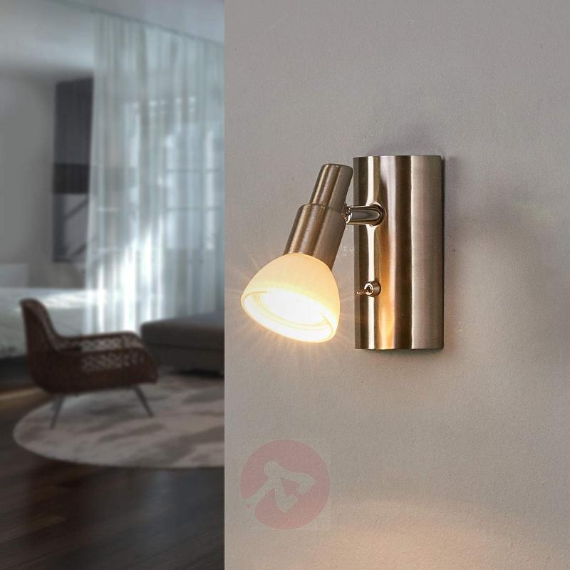 Fiona - LED wall lamp with switch - Ceiling Lights