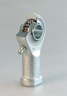 Rod ends with ball bearings -