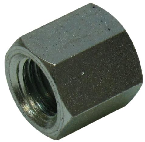MU 12 big hole nut - Union nuts for injection pipes