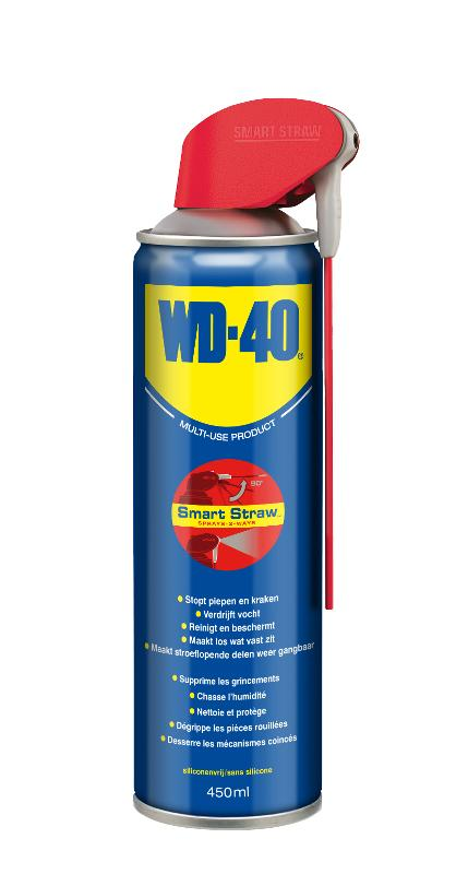 WD-40 MULTIFONCTION - null