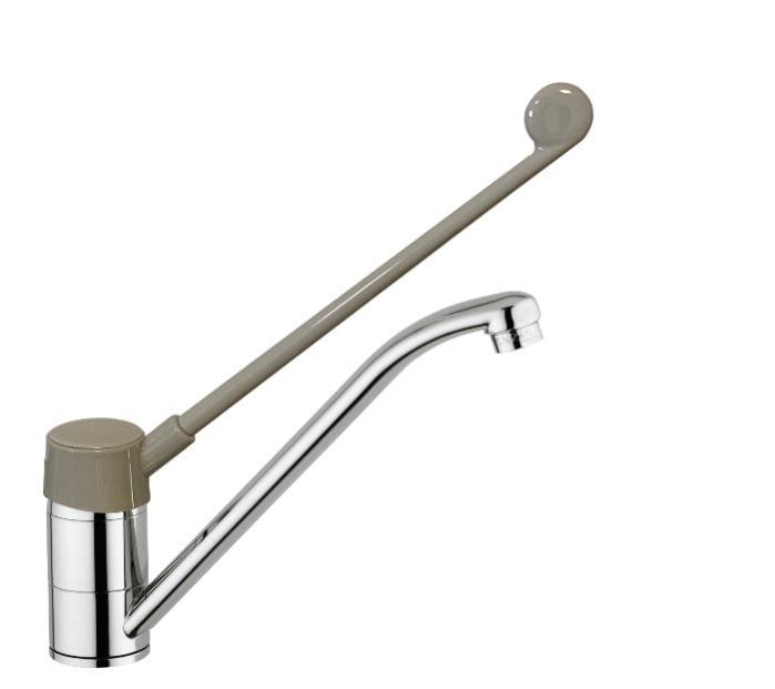 Miscelatore lavello con leva cm. 30 - Codice 4729