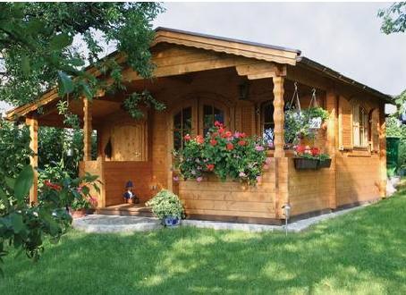 Gartenhäuser - null