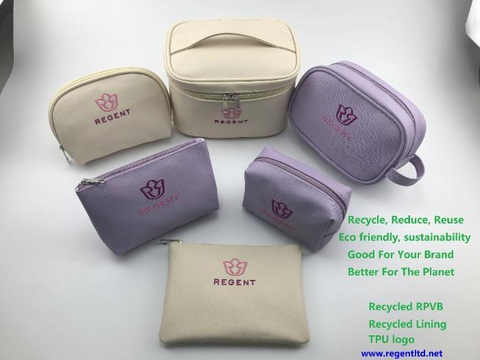 Genbrugt PVB taske - Genbrugt PVB taske