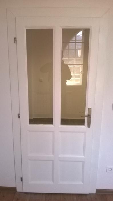 Wooden doors -