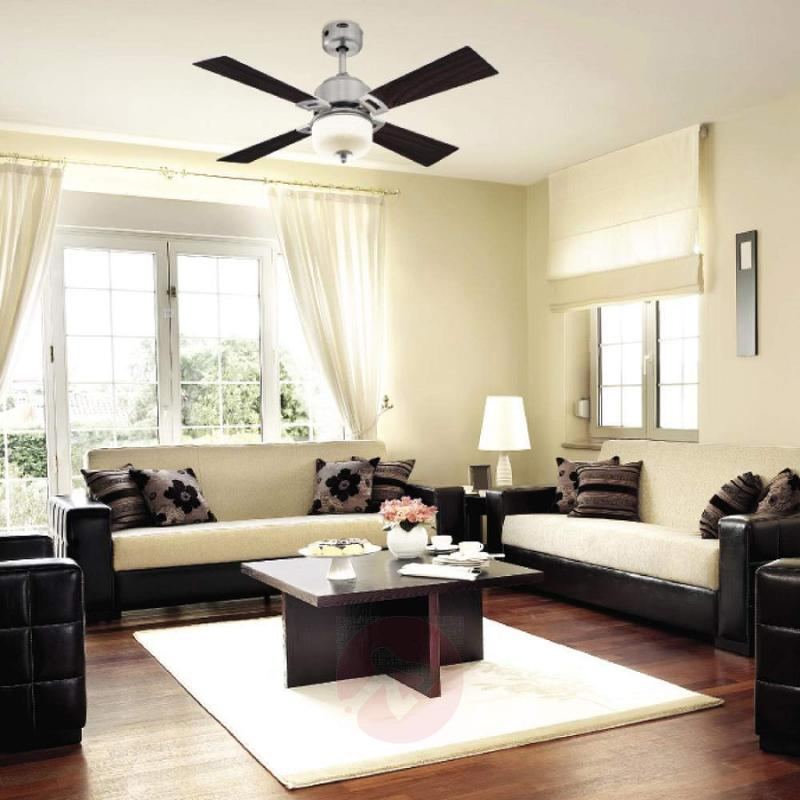 Athena LED ceiling fan - fans