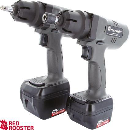 Shut-Off Battery Impulse Tools - Series BIM-T