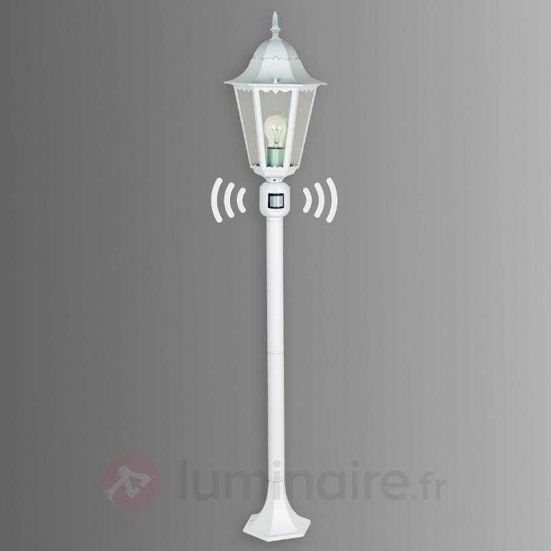 Borne lumineuse MAJA avec détecteur de mouvement - Toutes les bornes lumineuses